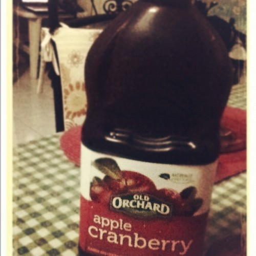 Anti oxidant power up! #athome #lovemylife #juice #cranberry #healthy #yommm #lifejournal (Taken with instagram)