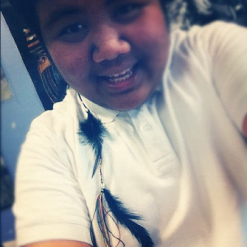 #feathers #hairclip #ancienthistory #selfies (Taken with instagram)