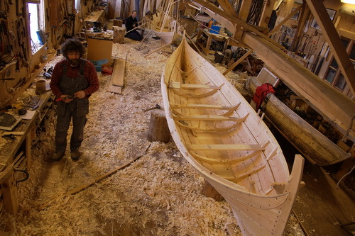 Wooden Boatbuilding, still a dream of mine to learn…
