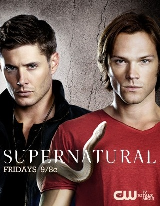 I am watching Supernatural                                                  379 others are also watching                       Supernatural on GetGlue.com