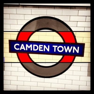 Camden Town Underground Station #camden #camdentown #london #subway #underground #train #retro #instagood #instagreat #jj_forums #instagramdaily #instafamous #igers #ipopyou  #iphonesia #webstagram #instagramers  #ahahahaCheah #igdaily #instagold #instamood #photooftheday #ignation #igaddict #primeshots #instagram_masters #instagram_underdogs  (Taken with Instagram at Camden Town Underground Station)
