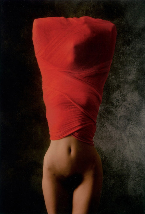 Christian Vogt - Red Series, 1976-1977