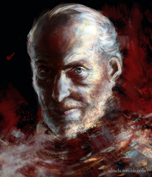 itsonlyfiction:  Tywin Lannister by ladyVimes