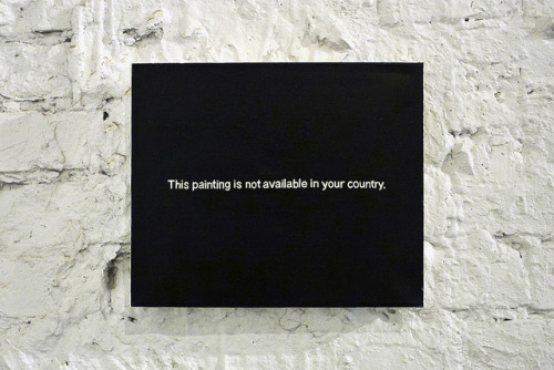 oliphillips:  This painting is not available in your country by Paul Mutant