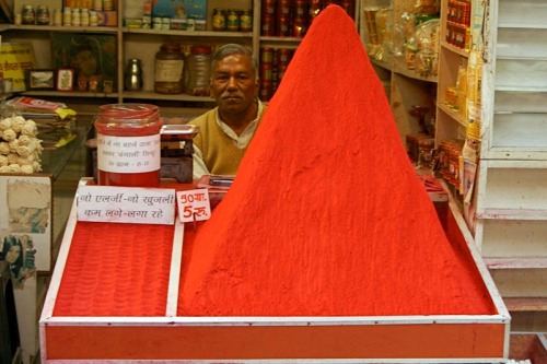 Photo of the Day - Spice Bazaar / Jaipur-India A Fresh Start…www.umutyildiz.com.trhttp://dailydesignchallenge.tumblr.com/http://dailyinstagramchallenge.tumblr.com/