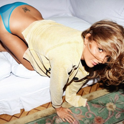 Hot pic of the day: Millie Mackintosh #yowzers #fhm  (Taken with instagram)