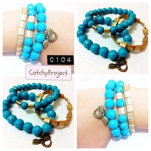 #bracelet #fashion #fashionista #catchyproject #jual #jualan (Taken with instagram)