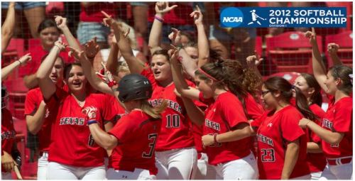 Congratulations to 22nd-ranked Texas Tech softball! They will be playing Maryland in the first round of the NCAA Regionals in Washington!  Click the pic for more info!