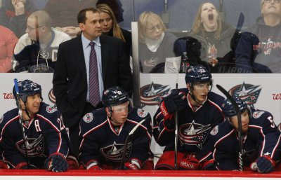 The Blue Jackets have decided that coach Todd Richards is a keeper. Richards has signed a two-year contract with the team, making him the sixth full-time in Blue Jackets history.