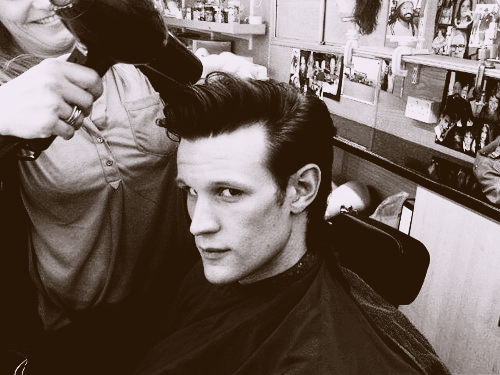 fezzingly:  42/100 Photos of Matt Smith.