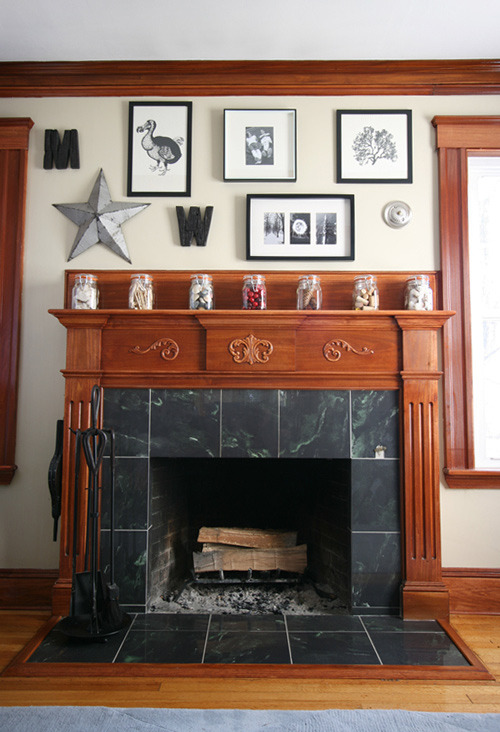 fuckyournoguchicoffeetable:  Fuck your barn star.  suuuuch an ugly fireplace.