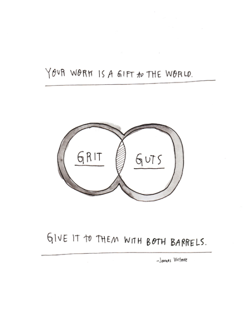 explore-blog:  Artist Wendy MacNaughton (previously) illustrates the 99% Conference. Some of MacNaughton's wonderful work is available on 20x200.