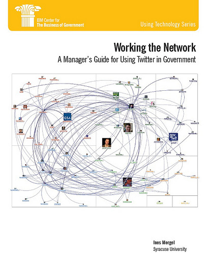 (vía New IBM report: Working the Network – A Manager's Guide for Using #Twitter in Government « Social media in the public sector)