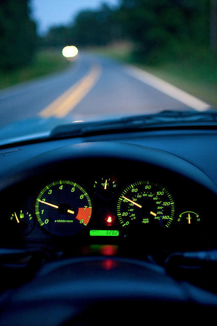 Behind the Wheel by kenny mccartney on Flickr.