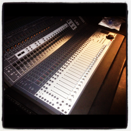 The Armory Studios - upgrades its recording abilities to HD. Control 24 board getting comfortable in it's new home. A new recording studio in Miami, The Armory is working hard to bring it's production capabilities up to a competition level equal to any other studio in Miami. With Engineer/Producer Daniel Wills and new assistant engineer Jean Paul, the tools are coming together to build greatness. Be sure to stop by the Studio and check out the latest improvements and upgrades.  The Armory Studios 572 NW 23rd Street, Miami FL 33127  Recording Studio Rehearsal Studios Event Space Video Production Location Production Parking