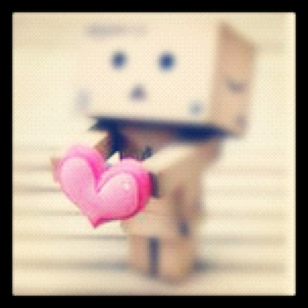 #heart #pink #cute #awesome #robotbox #love  (Taken with instagram)