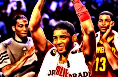 More hardware for Kyrie. WFNY:NBA News: Cavs' Kyrie Irving to be Named Rookie of the YearKyrie Irving's Rookie of the Year Award Hopefully Just the Beginning for the Cavaliers
