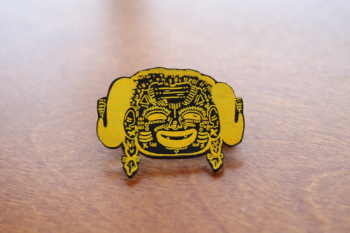 Eetsarlaht Ancient God Pin