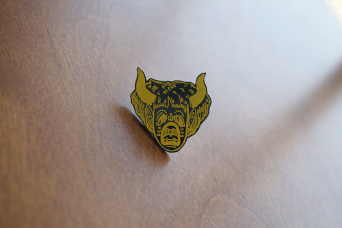 Frelatuhn Ancient God Pin