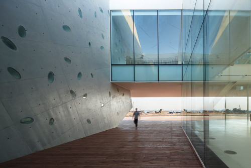 huludao beach exhibit center | passage ~ meta-project