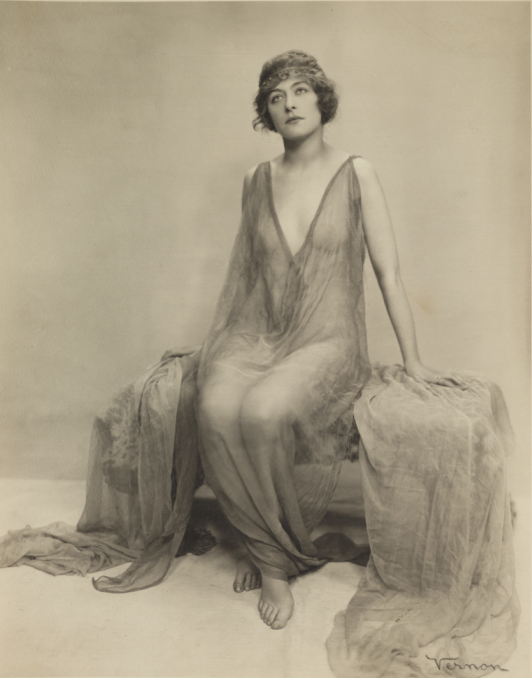 holdthisphoto:  Meditation, 1925 by Vernon