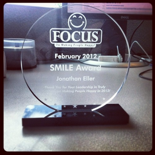 😁 (Taken with Instagram at FOCUS Brands Offices)