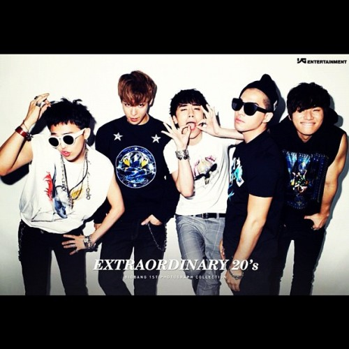The Kings in their extraordinary 20's. #bigbang #kpop #kings #korea #vip #givenchy #fashion #photoshoot (Taken with instagram)