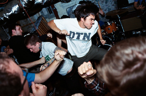 untitled on Flickr. Via Flickr: House Show Abyss, Unsacred, Vulture May 2012. Kodak 400 Gold