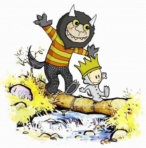 In Memory of Maurice Sendak //Mashup//