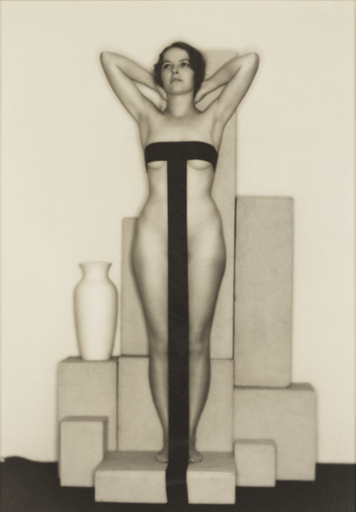 holdthisphoto:  The Vase and the Maid, 1935 by Fred P. Peel