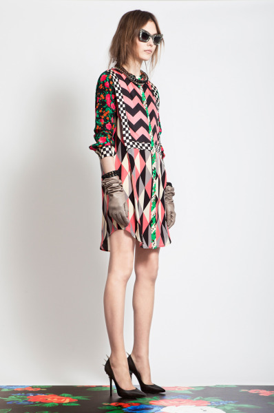 yourmothershouldknow:  MSGM Pre-fall 2012 One of the cutest lookbooks I've seen lately.