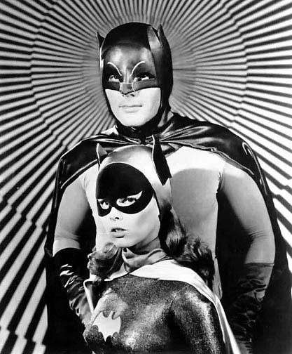 retrogasm:  Batman and Batgirl