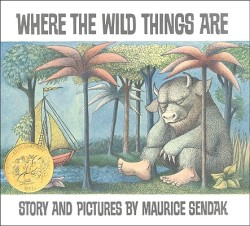 katybudgetbooks:    As most of you know by now, Maurice Sendak passed away last month. Today would have been his birthday. He was the beloved author and illustrator of several children's books, most notably Where the Wild Things Are and the Little Bear series of early readers. He will be missed for years to come.