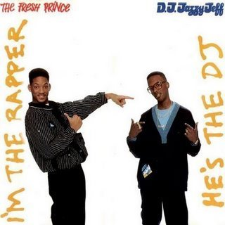 DJ Jazzy Jeff & The Fresh Prince - Time To Chill