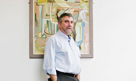 "thesociologist:Paul Krugman, not my favourite Nobel laureate by any measure, but very succinct observation here.  ""The problem with digital books is that you can always find what you are looking for, but you need to go to a bookstore to find what you weren't looking for."""