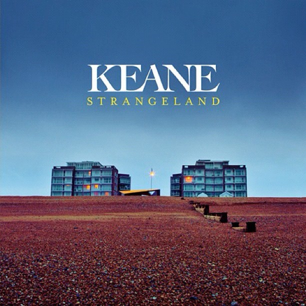 Stem photographer Alex Lakes images on UK no1 album Strangeland by Keane. #no1 #keane #alexlake #photography (Taken with instagram)