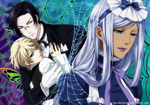 Don't forget, Black Butler airs tonight on the FUNimation Channel @ 9pm EST/8pm CST. Not sure if you have the Channel? Well you can find out what carriers currently are providing the Channel, or if yours isn't sign-up to let us know you want it by going to the link here: http://funimation.tv/signup.php