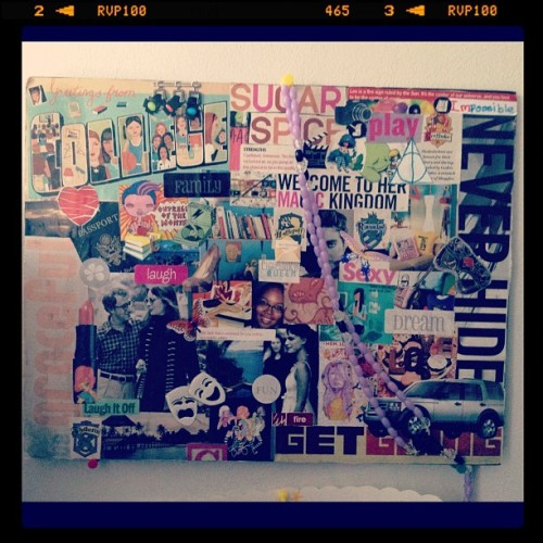 Day 7: Someone who inspires…. There's a lot of them on that board #photoadaymay (Taken with instagram)