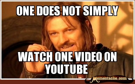 memestache:  One Does Not Simply: One does not simply… http://bit.ly/KhEAVa