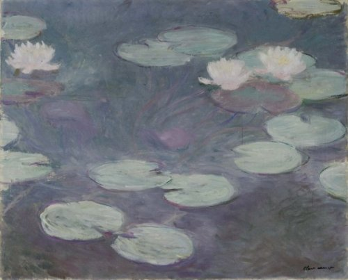 audreylostinparis:  Claude Monet: Water Lilies