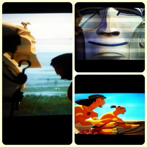 #Movie #ThePrinceofEgypt #relaxing  (Taken with Instagram at Kev's House)