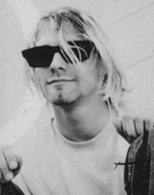 Kurt Cobain, was such a beautiful person in and out. love you man. RIP xox