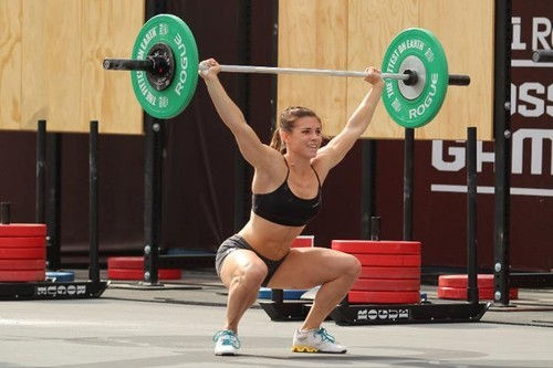 Julie Foucher is my new role model!