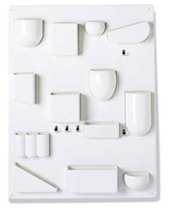 Vitra Uten.Silo craft supply wall organizer