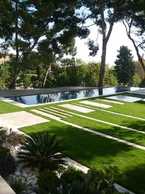 The Castellot Garden in Barcelona, Spain completed in 2009. Designed by Taktyk Landscape + Urbanism with offices in Paris and Brussels.