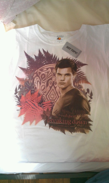 My Breaking Dawn Part 1 T-Shirt