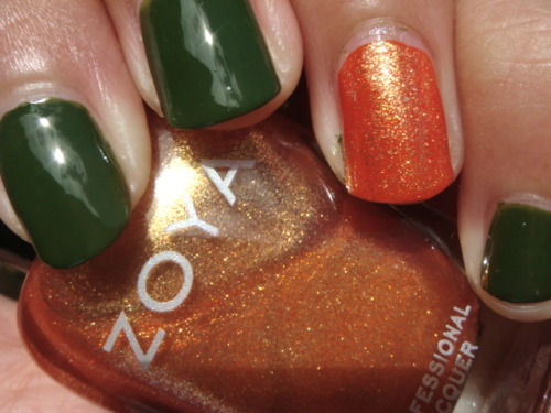 New Post! Zoya Shawn+Tanzy
