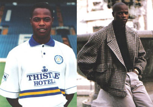 "Philomen ""Waltzing"" Masinga - an excellent piece on our other mid-90s South African. Written by @leedeetee"