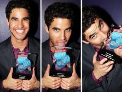 Darren Criss broadway.com Broadway.com Audience Choice Awards