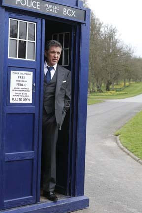 """Craig Ferguson's trip to Scotland starts tonight on CBS #CraiginScotland bbcamerica:  Remember Craig Ferguson's shot-in-Scotland-starring-the-actual-TARDIS """"Imagineer"""" music video?  Well his week of Late Late Shows in Scotland debuts late late tonight on CBS. Keep an eye out for a special appearance by a big blue box."""